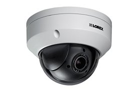 Lorex-Weatherproof-IndoorOutdoor-Security-System-1-x-Pan-Tilt-Zoom-PTZ-Camera-with-1080p-HD-Video-Color-Night-Vision-Powerful-4-Optical-Zoom-Requires-Recorder