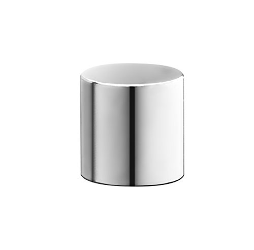 BYKES 1 Neodymium Super Strong Extremely Powerful Rare Earth Refrigerator Magnet 1' x 1' Cylinder N52