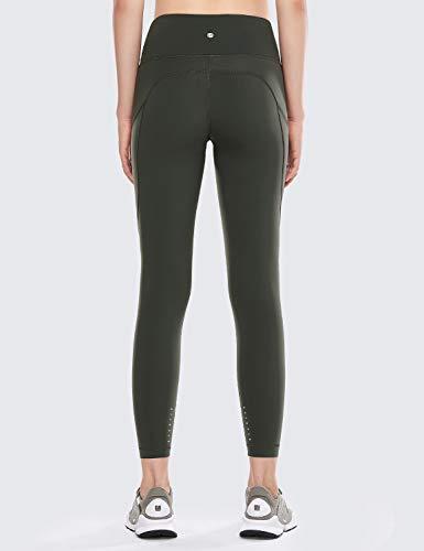 Eco friendly bamboo pocket yoga pants