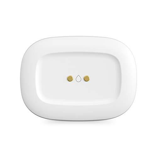 Samsung GP-U999SJVLCAA Smart Things Water Leak Sensor - Automate Lights & Siren For Alert – ZigBee   Accessory to Smart Things Hub White