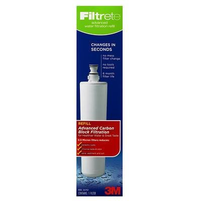 3M Filtrete Advanced Faucet Water Filter