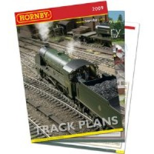 Hornby R8140 Hornby Track Plans 12th Edition Book 31h8sEh5H2L