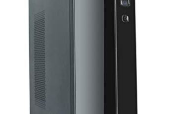 REO Desktop Intel Core i5 9th Generation 9400f 2.9 Ghz/8 GB DDR4 RAM/Nvidia 1030 Graphics with 2 GB RAM/120 SSD/1 TB HDD/Integrated WiFi