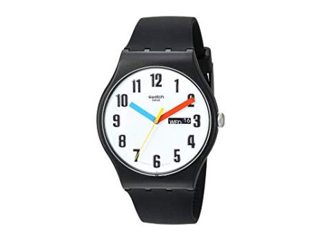Swatch Elementary - SUOB728 Black One Size
