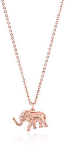 31hbMoSFakL Items that are handmade may vary in size, shape and color rose gold plated metal, CZ