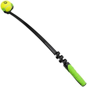 Franklin Pet Supply Dog Fetch Toy – Tennis Ball Launcher – Play Fetch with Your Dog – Dog Ball Launcher 9