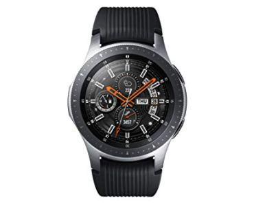 Samsung Galaxy Watch (Bluetooth + LTE, 46 mm) – Silver