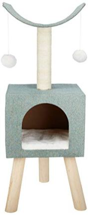 ASPCA-CAS6001SAGE-Cat-Tree-11-x-11-x-30
