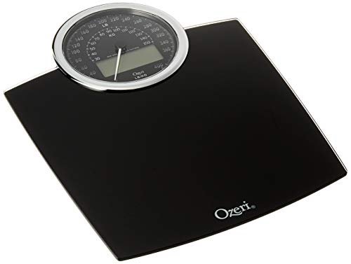 Ozeri Rev 400 lbs (180 kg) Bathroom Scale with...