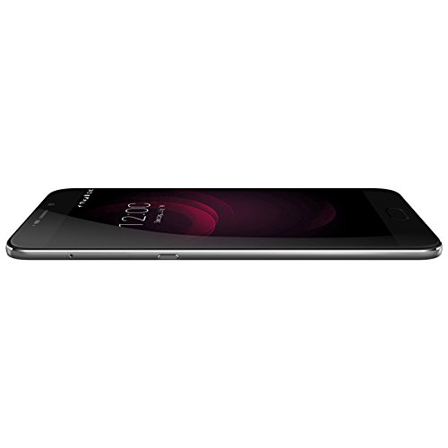 Pre-Order UMI Plus Android 6.0 Smartphone - Octa-Core CPU, 4GB RAM, 1080p, 20 Hours Usage Time, 4G, 13MP Camera (Grey)