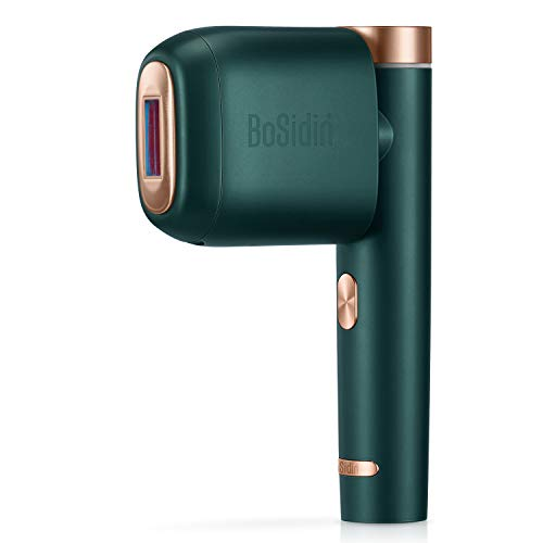 BoSidin Painless Permanent Hair Removal Device, Epilation for Women & Men – Body and Face