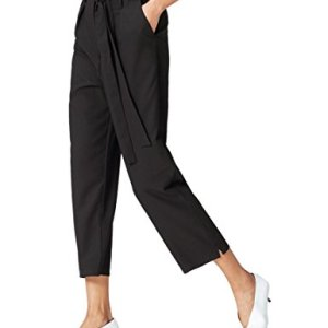 Amazon Brand - find. Women's High Waist Paperbag Pants 29 Fashion Online Shop gifts for her gifts for him womens full figure