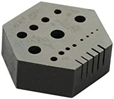 SE Hexagonal Mini Steel Anvil – JT-HR15B