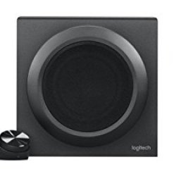 31jzz9hM4eL - Logitech Z333 Speaker System, Multimedia Speakers with Premium Subwoofer - Black