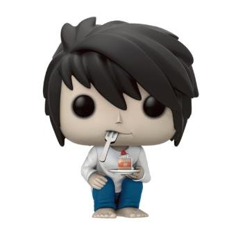 Funko Pop! Animation Death Note L #219 (With Cake) Exclusivo