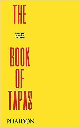 The Book of Tapas Book