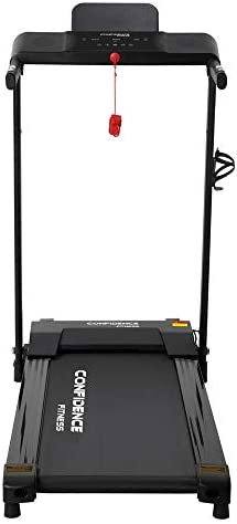 Confidence Fitness Ultra Pro Treadmill Electric Motorized Running Machine 2