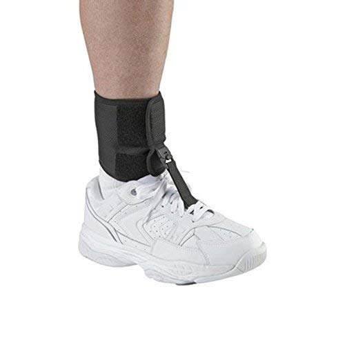 Ossur Foot-Up Drop Foot Brace 8.5-10.25' Black - Orthosis Ankle Brace Support Comfort Cushioned...