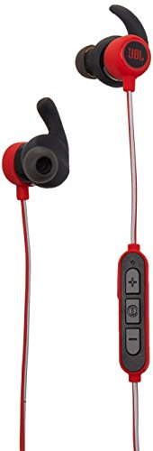 JBL Reflect Mini Bluetooth in-Ear Sport Headphones, Red