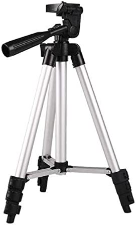 Aeoss Tripod Stand Camera for Digital DSLR Video Smartphone Mobile Tripod with Mobile Clip Holder
