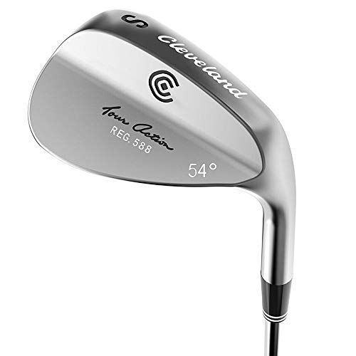 Cleveland Golf Tour Satin 588 Tour Action Wedge (Men's, Right Hand, 54 Degree)