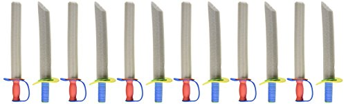 Super Z Outlet 17' Foam Prince Sword Toy Set Party Supplies (12 Swords)