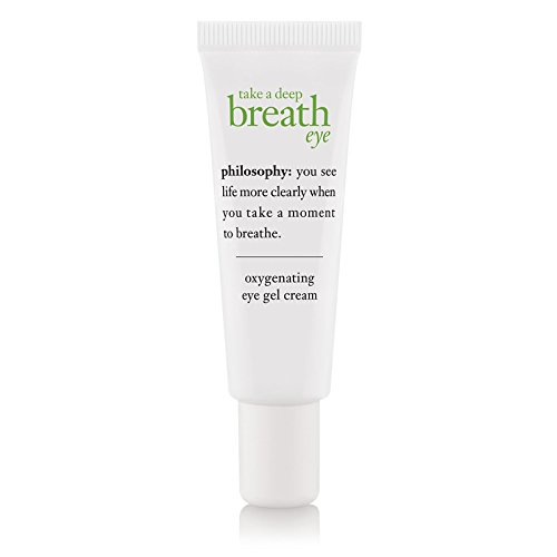Philosophy take a deep breath eye gel, pamper yourself