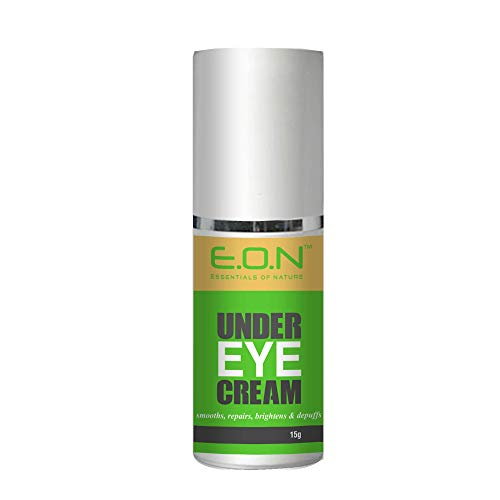 31lvcy4x3lL - EON Under Eye Cream For Dark Circles, Puffiness, Wrinkles, Fine Lines Under Eye Treatment For Men & Women 15g