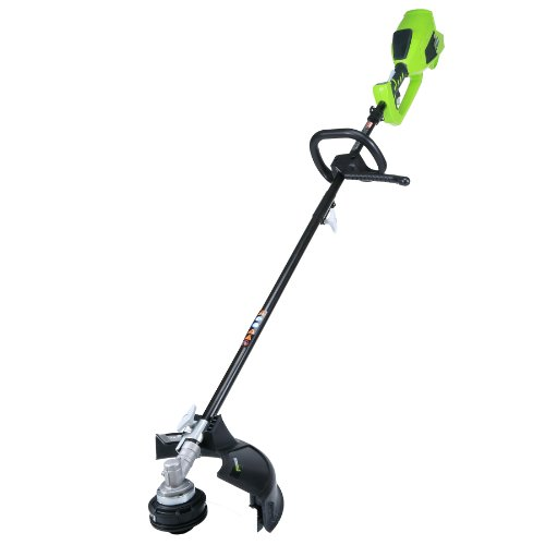 Greenworks 14-Inch 40V Cordless String Trimmer (Attachment Capable), Battery Not Included 2100202