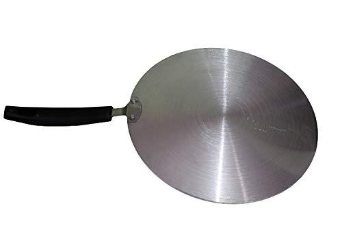 Bioexcel-Non-stick-Hard-Anodized-Tawa--Ideal-To-Make-RotiChapati-Paratha--Flat-Dosa-Tawa-Griddle-1025-Inch--Black