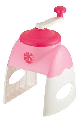 Pink Japanese Snow Cone Maker/ice Shaver