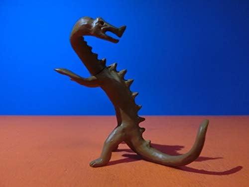 超古代の謎:オーパーツコレクション/アバンガロ恐竜の土偶B