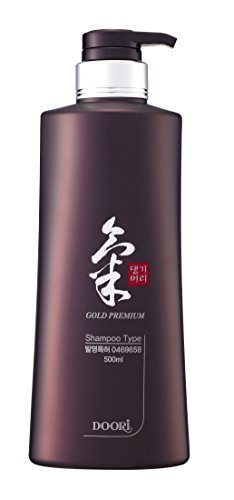 [DAENG GI MEO RI] Ki GOLD Premium Shampoo 500ml / Anti Hair Loss, Scalp Protection, Natural Medicinal Herbal Shampoo,