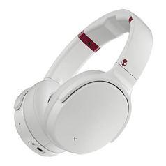 Skullcandy Venue Active Noise Cancellation Wireless Over-Ear Headphone (Vice/Gray/Crimson)