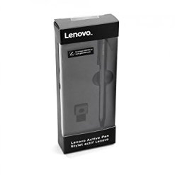 Lenovo Stylus black incl. battery original suitable IdeaPad Miix 510-12IKB (80XE) series