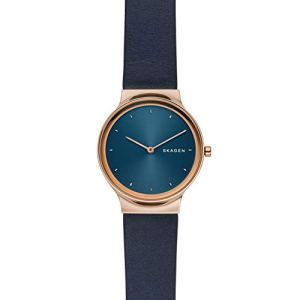 Skagen Women's SKW2706 Analog Display Analog Quartz Blue Watch