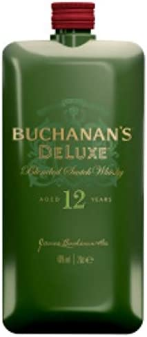 31oTlO96I0L. AC  - Whisky Buchanan's 12 Pocket Scotch - 200ml #Amazon