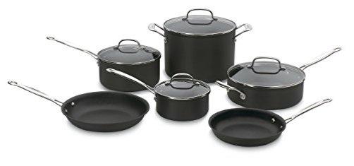 Cuisinart-66-10-Chefs-Classic-Nonstick-Hard-Anodized-10-Piece-Cookware-Set