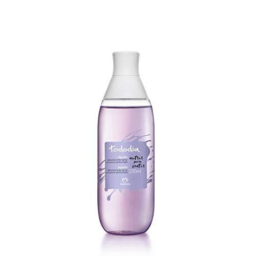 Desodorante Colônia Spray Corporal Perfumado Algodão Envolvente Tododia Feminino - 200ml
