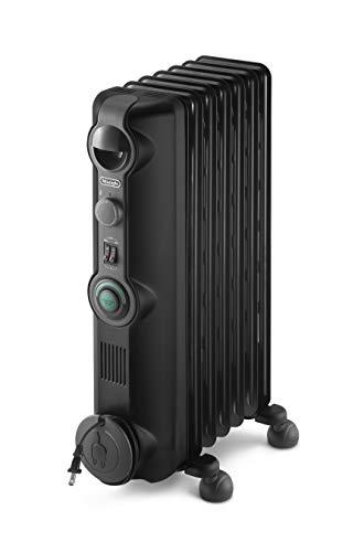 DeLonghi Comfort Temp Full Room Radiant Heater Black