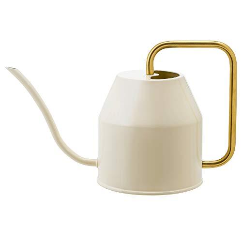 IKEA.. 403.941.18 Vattenkrasse Watering Can, Ivory, Gold