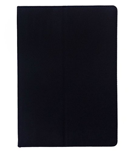 KANICT Tablet Leather Front & Back Flip Flap Case Cover for Lenovo Tab 2 A10-70 (Black) 4