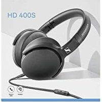 Sennheiser HD 400S Kafa Üstü Siyah Kulaklık 13
