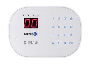 Fortress-Security-Classic-home-security-system-with-optional-247-professional-monitoring--No-contracts--Wireless-14-piece-security-kit--Compatible-with-Alexa--DIY-home-security