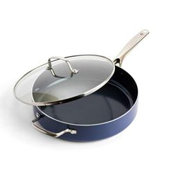 Blue Diamond Ceramic Nonstick Saute Pan