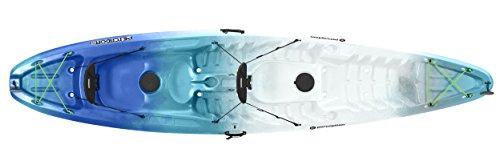 Perception Pescador Sit On Top Tandem Kayak, Sea Spray
