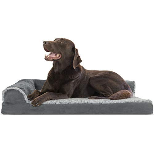 FurHaven Orthopedic Couch Pet Bed