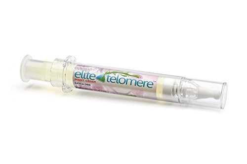 Elite Telomere Cream Syringe - Physician's Choice Anti-Aging Night Cream - SkinPro Technology