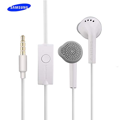 Handsfree InEar Earphone with 2 mic (White) 177