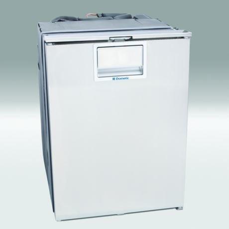 Dometic CRX-1065E/F-S 75502.145.20 55 Liters AC/DC Refrigerator Freezer Silver